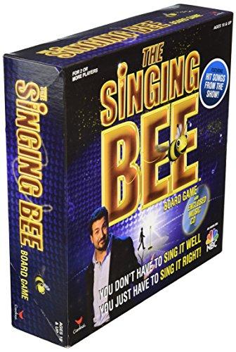 Cardinal Industries Singing Bee CD Board G