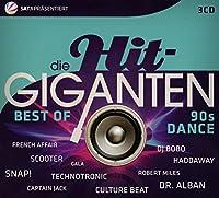 Die Hit Giganten Best Of 90's Dance