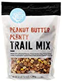 Amazon Brand - Happy Belly Peanut Butter Plenty Trail Mix, 44 oz