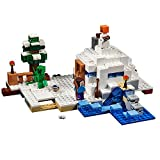 LEGO Minecraft The Snow Hideout 21120 Minecraft Toy