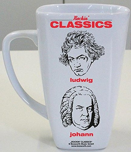 Rockin Classics Kaffeetasse: Zubehör