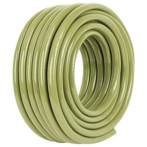 """JonesHouseDeco PVC Tubo da Giardino 1/2"""", 25 m, Anti-groviglio, Resistente alle Torsioni, non Teme il Freddo e il Calore"""
