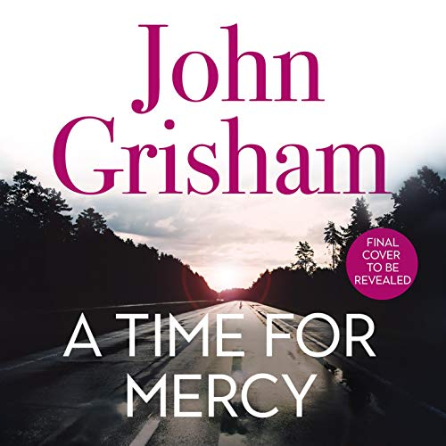 A Time for Mercy cover art