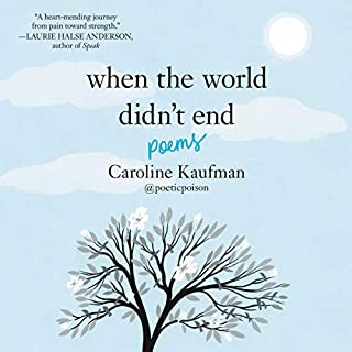 When the World Didn't End: Poems audiobook cover art