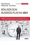 Réaliser son business plan en 48 heures