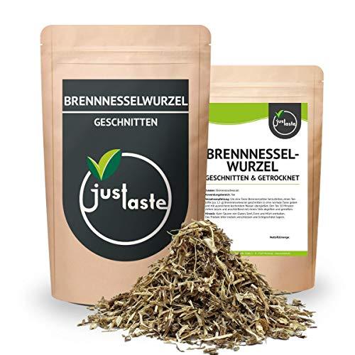 100 g brandnetelwortel, gedroogd en gesneden, thee, brandnetel, natuurzuiver