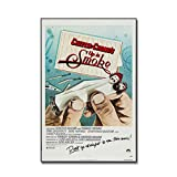 CAOHD Up in Smoke Movie Poster Cheech and Chong Picture for Home Wall Decor Pictures Canvas Prints Wall Art Prints On The Wall-40X60Cm No Frame