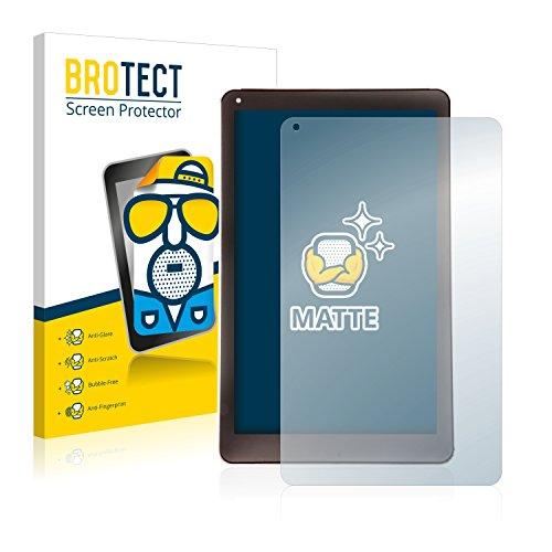 BROTECT 2X Entspiegelungs-Schutzfolie kompatibel mit Xido Z110 Bildschirmschutz-Folie Matt, Anti-Reflex, Anti-Fingerprint