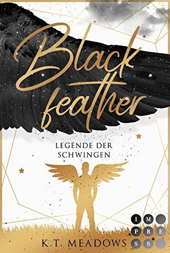 Blackfeather (Legende der Schwingen 2): Young Adult Fantasyroman