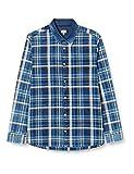 Pepe Jeans Indi Camisa, Azul (Indigo 561), 6 para Niños