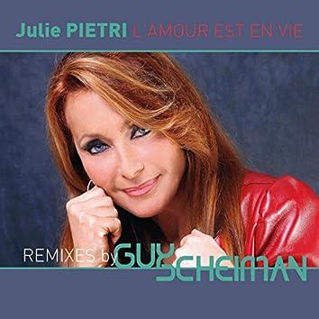 L'amour est en vie (Remixes)