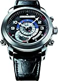 Pierre De Roche GrandCliff GMT GRC10002ACI0-001CRO- Reloj para Hombre