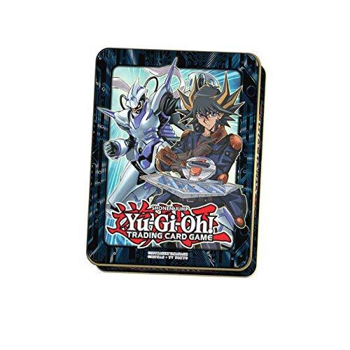 Lively Moments Yu-Gi-Oh! Karten Shonen Jump Trading Card Game 2018 Mega-Tin DE Deutsch Yu Gi Oh in blau
