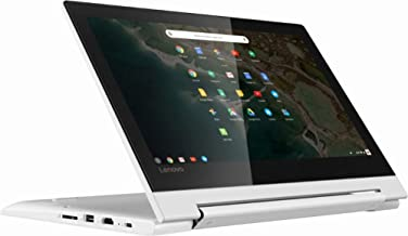 "2019 Lenovo 11.6"" HD IPS Touchscreen 2-in-1 Chromebook, Quad-Core MediaTek MT8173C.."