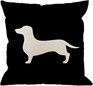 Best dachshund cushion covers Reviews