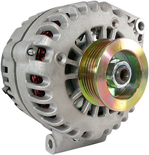DB Electrical ADR0186 Alternator For Buick Park Avenue 99 00 01 02 03 04 3.8L 3.8, Rendezvous 03 04 3.4L 3.4 /Pontiac Aztek 03 04 3.4L 3.4 /10464406, 10464441, 10464482, 10480368, 10480428, 15744910