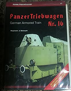 Panzertriebwagen Nr. 16 German Armored Train - Armour Photo Gallery No. 7