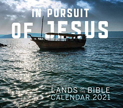 Lands of the Bible Wall Calendar 2021