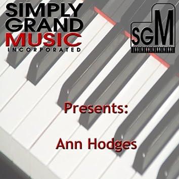 Simply Grand Music Presents Ann Hodge