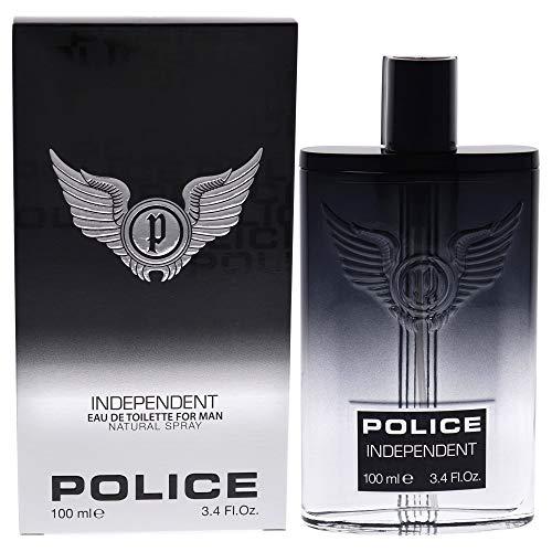 Police Independent Eau de Toilette da uomo