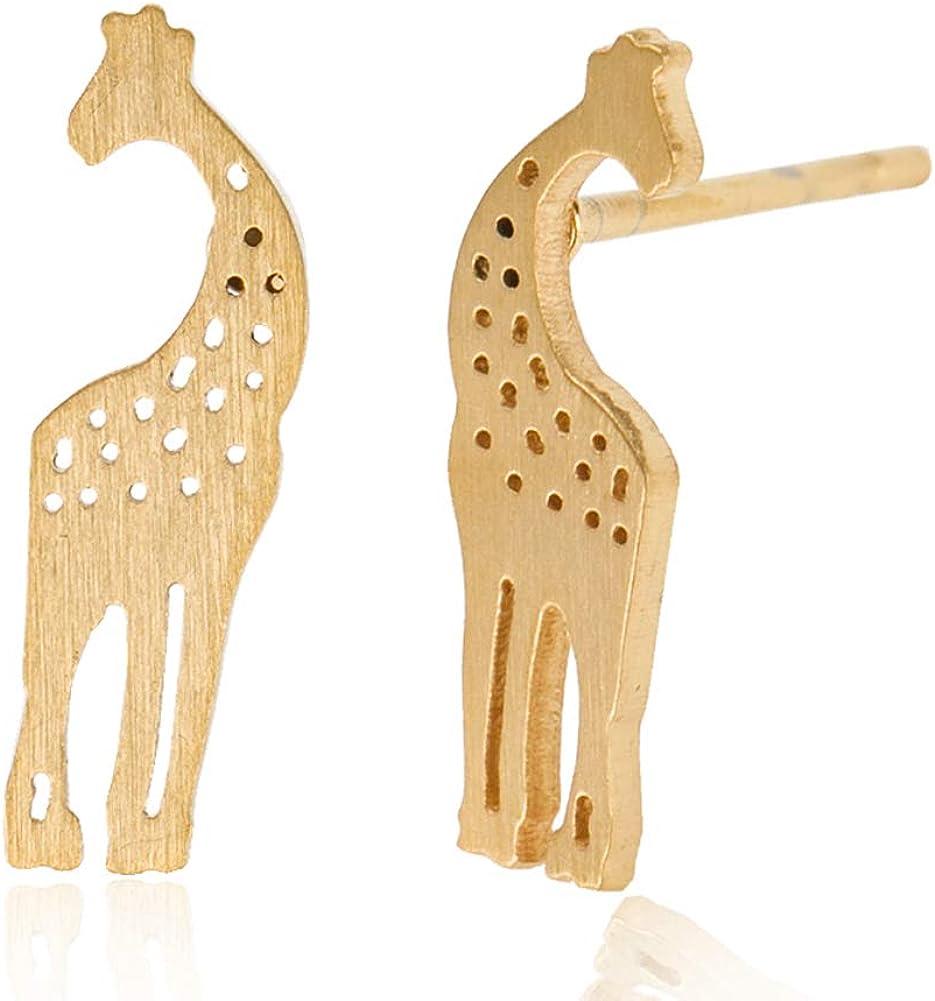 HUAN XUN Now free Free shipping shipping Giraffe Anime Best Friend Jewelry - Necklaces Gol Charm