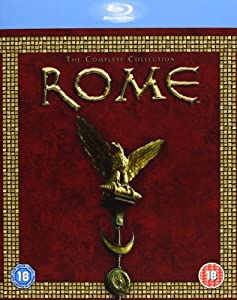 Rome - The Complete HBO Series [Blu-ray]