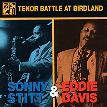 Tenor Battle at Birdland (Live)