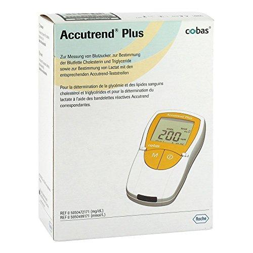 Accutrend Plus mmol/l, 1 St