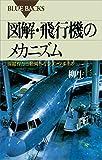 図解・飛行機のメカニズム : 操縦桿から動翼へどうリンクするか (ブルーバックス)