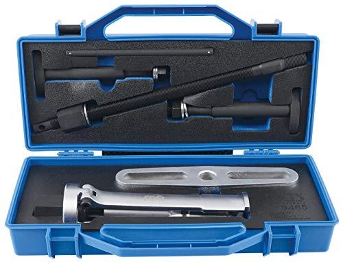 BGS 9465 | Extractor de camisas de cilindro con contrasoporte | 60 - 160 mm | 6 piezas