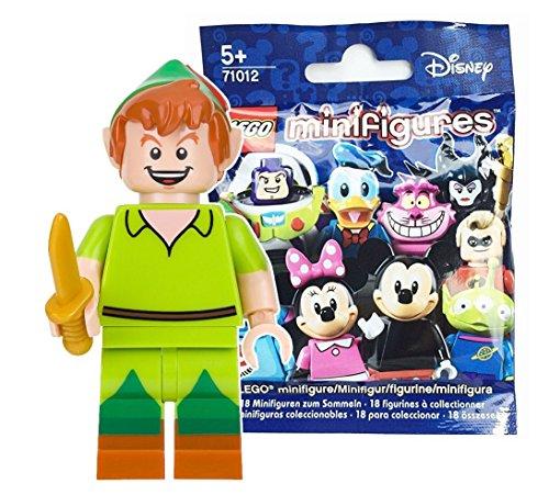レゴ (LEGO)ミニフィギュア ディズニーシリーズ/ピーター・パン 71012-15