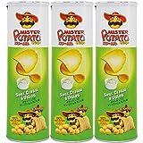 ミスターポテト ポテトチップス サワークリーム&オニオン味 160g