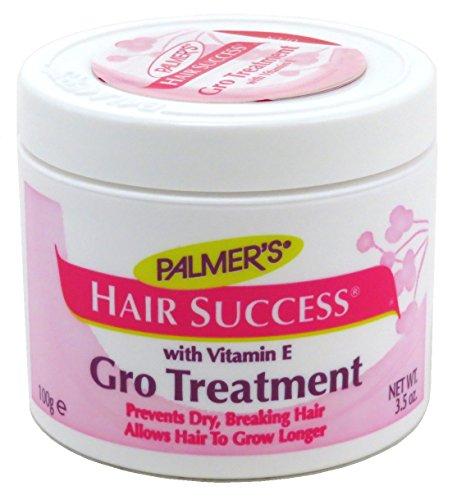 Palmers Hair Success Gro Treatment Jar 3.5 Ounce (103ml) (2 Pack)