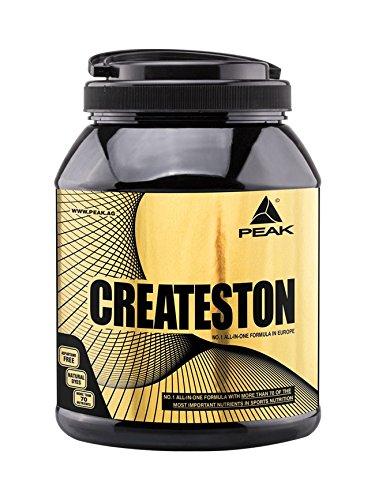Peak Createston - 1648 g, Geschmack Fresh Orange