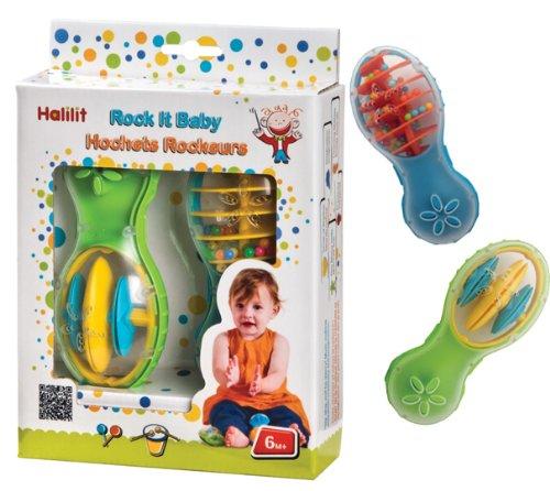 Halilit Rock it Baby muziekinstrument cadeauset