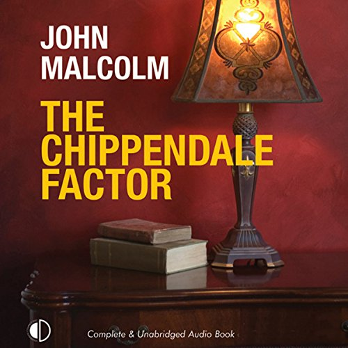 The Chippendale Factor audiobook cover art
