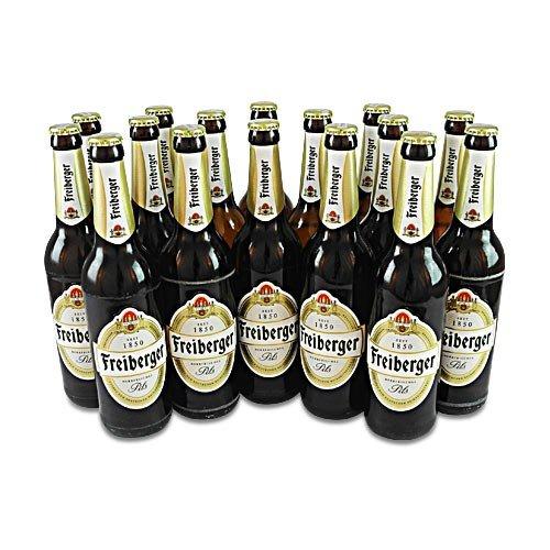 Freiberger Pils (16 Flaschen à 0,5 l / 4,9% vol.)