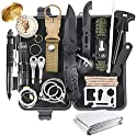 Luxmom 28-in-1 Survival Gear and Equipment Supplies Survival Kit