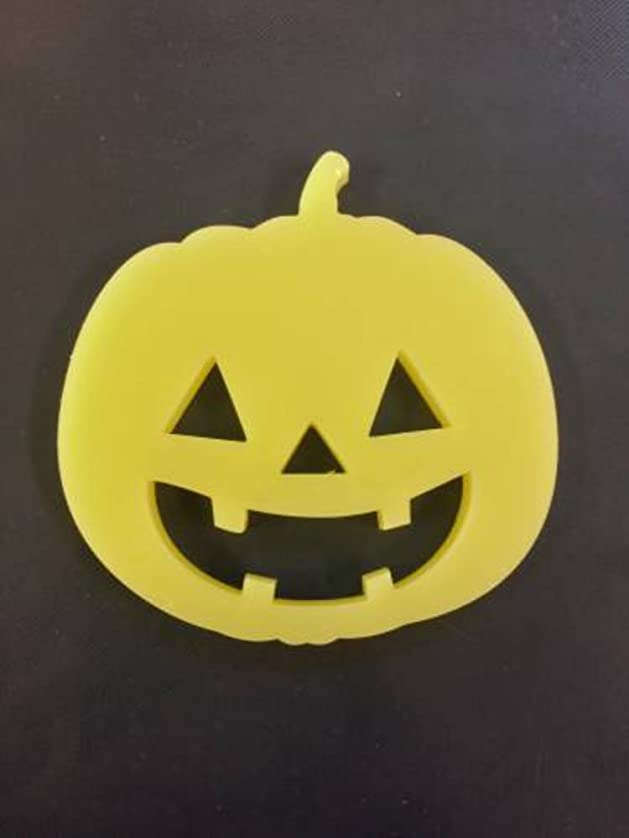配分風邪をひくランプGRASSE TOKYO AROMATICWAXチャーム「ハロウィンかぼちゃ」(YE) ベルガモット アロマティックワックス グラーストウキョウ