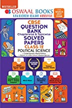 Oswaal CBSE Question Bank Class 12 Political Science Book Chapterwise & Topicwise (For 2021 Exam)