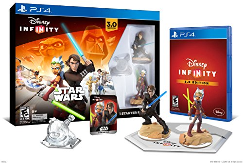Disney Infinity:Star Wars Starter Pack - 3.0 Edition - PS4