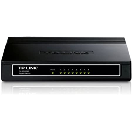 Tp Link Switch 8 Port Gigabit Tl Sg1008d Computer Zubehör