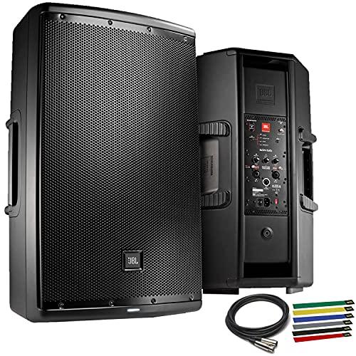 JBL Professional EON615 Portable 15' 2-Way Multipurpose Self-Powered Sound...