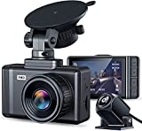 JOMISE F3S Dual Dash Cam 1296P Max, Front and Rear 1080P Full HD Dash Camera, Car Dashboard Camera...