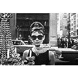 HYLLVC 1000 Piezas de Rompecabezas para Adultos Audrey Hepburn Character Poster A3567 Puzzle de 1000 Piezas para Adultos y niños Juego Familiar cooperativo desafiante y Divertido 38x26cm