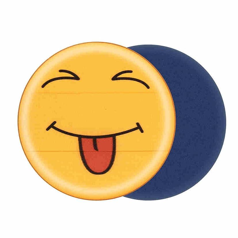 定期的に気味の悪いハロウィンINS人気! Eldori メイクアップスポンジパフ 乾湿兼用 涙型 もちもち 化粧 携帯式 メイク用 パフ用 スポンジ ファンデーション 朝 塗ったファンデ崩さない専用スポンジ 化粧 美容ツール 多機能プロメイクスポンジ メイクスポンジ 化粧用 多機能パフ ファンデーション対応 乾湿兼用 親水 ピンク 涙型 Cute Emoji Sponge Foundation Makeup Brush Powder Puff Brush (A)
