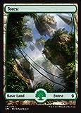 Magic The Gathering - Forest (271) (271/274) - Battle for Zendikar - Foil
