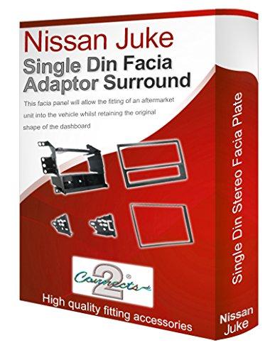 Nissan Juke Stereo Radio Facia Fascia adapter panel plate trim CD surround