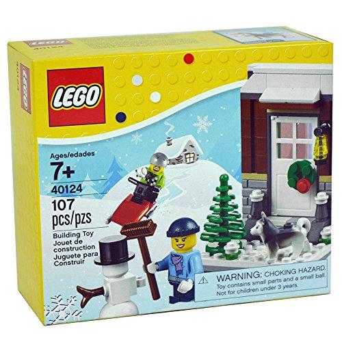 LEGO Winter Fun 40124 by LEGO