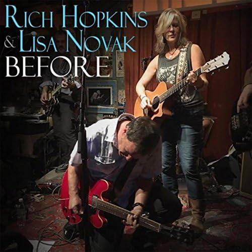 Lisa Novak & Rich Hopkins